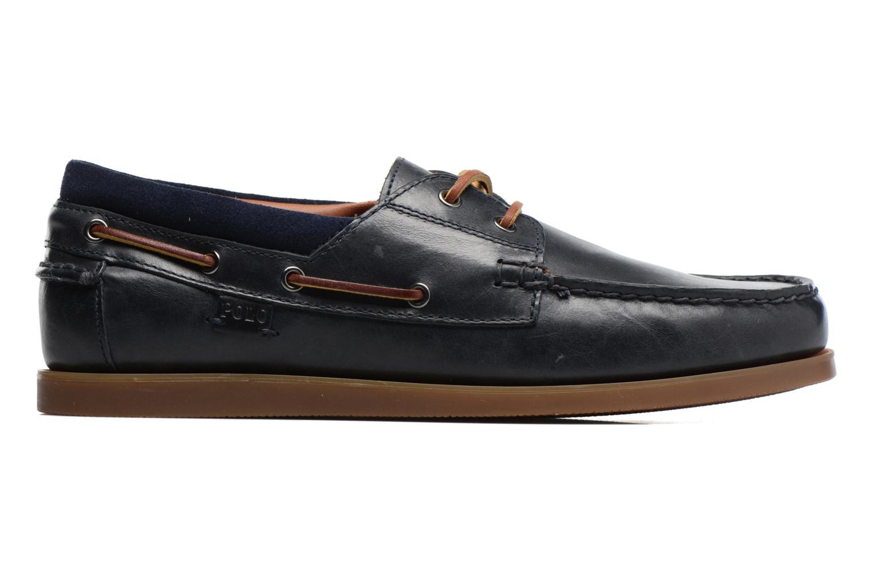 Chaussures à lacets Polo Ralph Lauren Dayne-Shoe-Casual Bleu vue derrière