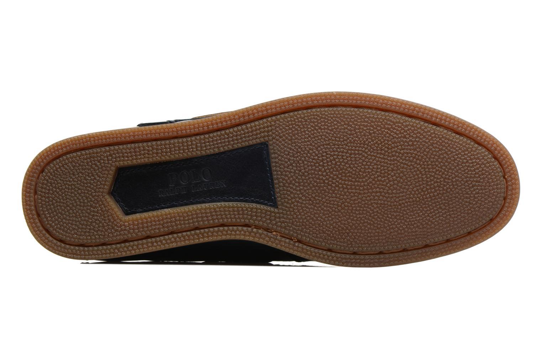 Chaussures à lacets Polo Ralph Lauren Dayne-Shoe-Casual Bleu vue haut