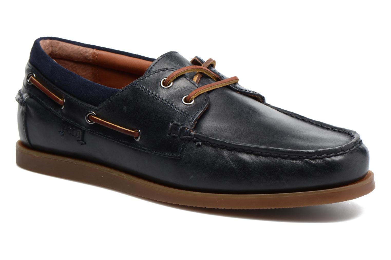 Chaussures à lacets Polo Ralph Lauren Dayne-Shoe-Casual Bleu vue détail/paire