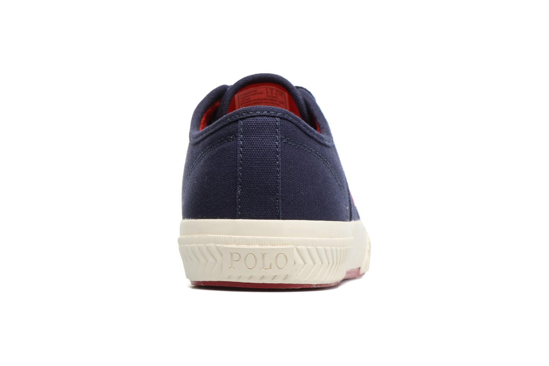 Newport navy Polo Ralph Lauren Tyrian-Ne-Sneakers-Vulc (Bleu)