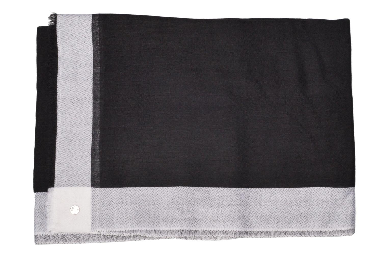 Wool Scarf Black