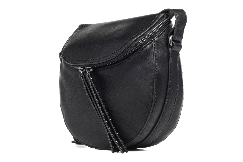 Sacs à main Esprit Odina Small Shoulderbag Noir vue portées chaussures