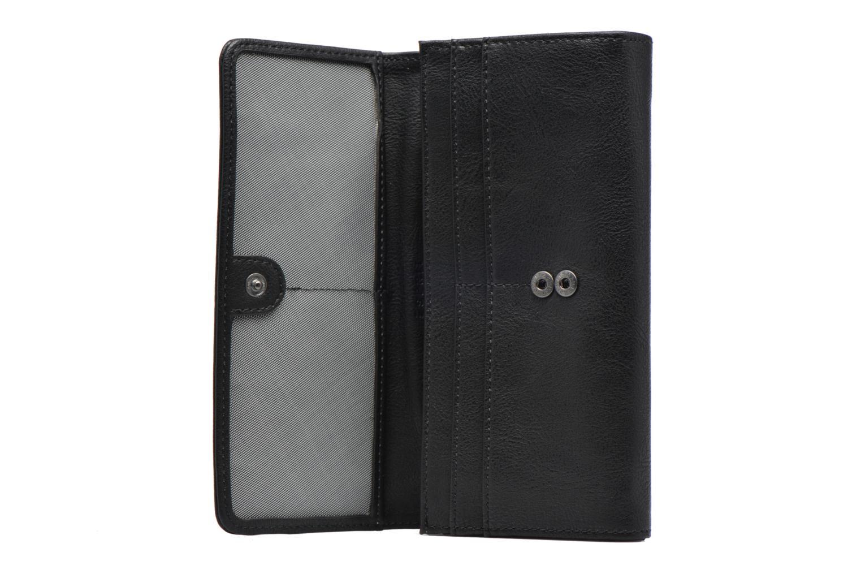 Petite Maroquinerie Esprit Odina Wallet Noir vue derrière