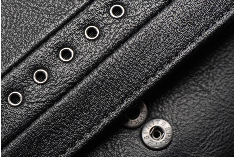 Petite Maroquinerie Esprit Odina Wallet Noir vue gauche