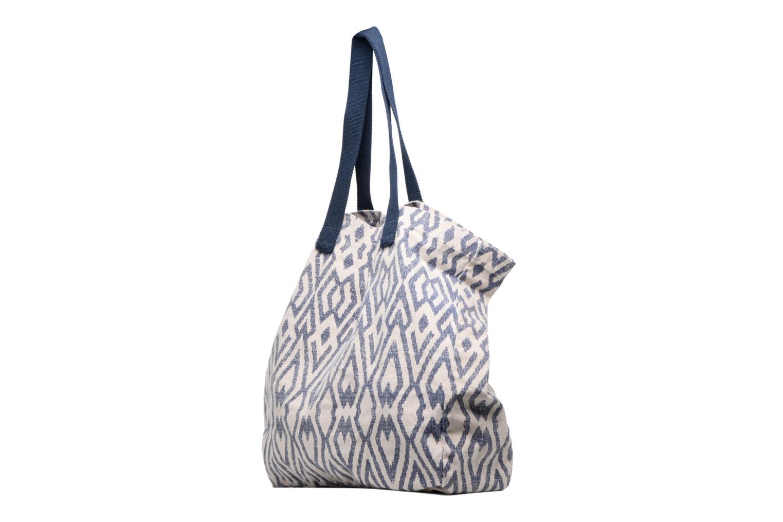 V Pia Shopper Grey blue