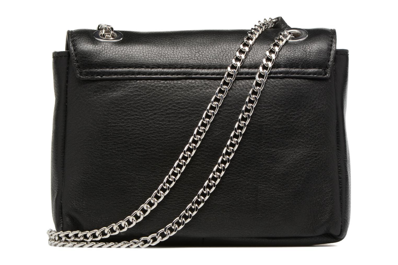 Sacs à main Esprit Chain leather Noir vue face