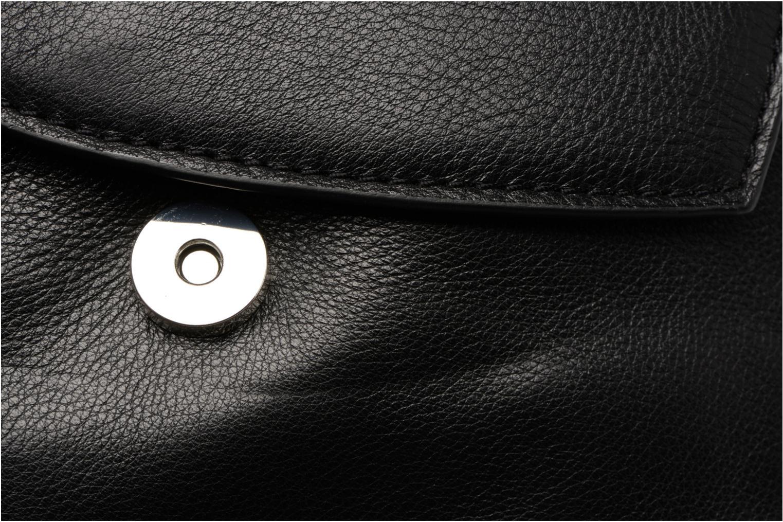 Sacs à main Esprit Chain leather Noir vue gauche
