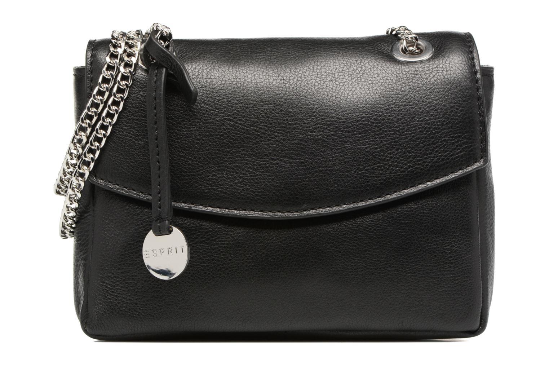 Sacs à main Esprit Chain leather Noir vue détail/paire