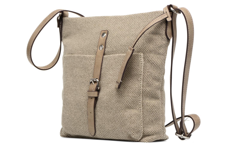 Phyllis Middle shoulder bag Kaki Beige