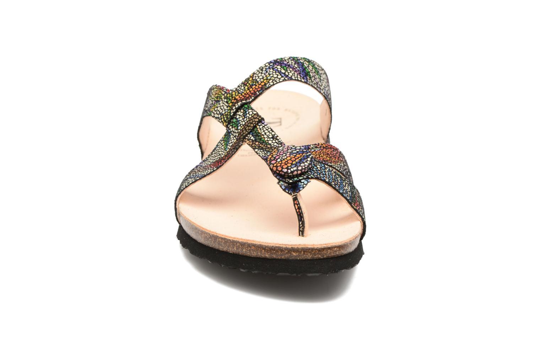 Mules et sabots Think! Julia 80331 Multicolore vue portées chaussures