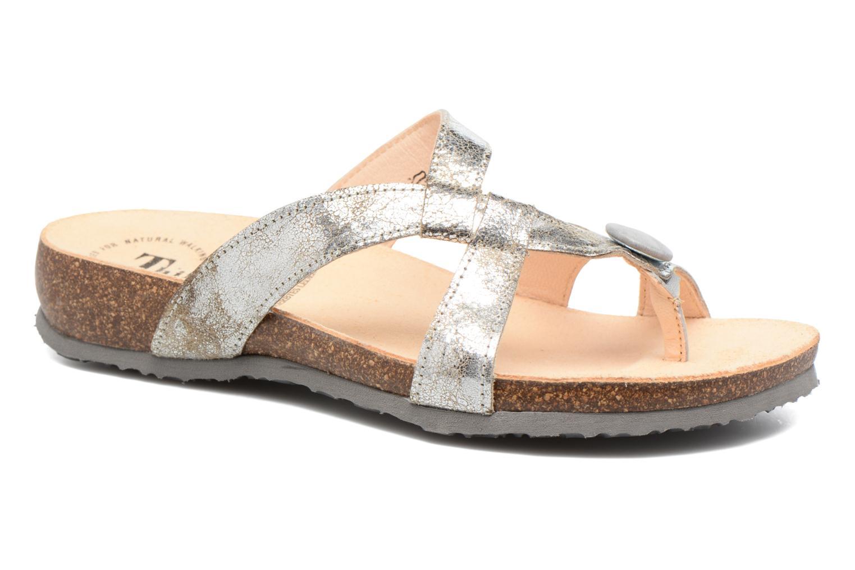 Grandes descuentos últimos zapatos Think! Julia 82330 (Plateado) - Zuecos Descuento