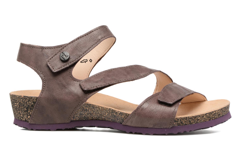 Sandales et nu-pieds Think! Dumia 80370 Violet vue derrière