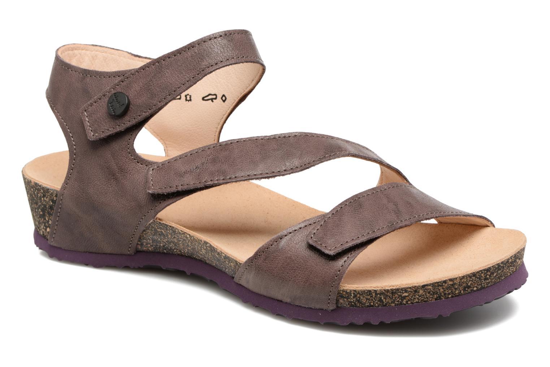 Sandales et nu-pieds Think! Dumia 80370 Violet vue détail/paire