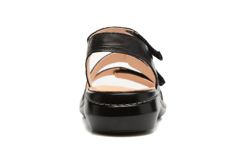 Sandales et nu-pieds Think! Camilla 80434 Noir vue droite