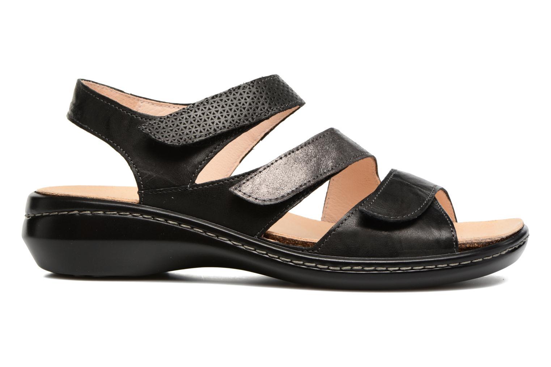Sandales et nu-pieds Think! Camilla 80434 Noir vue derrière