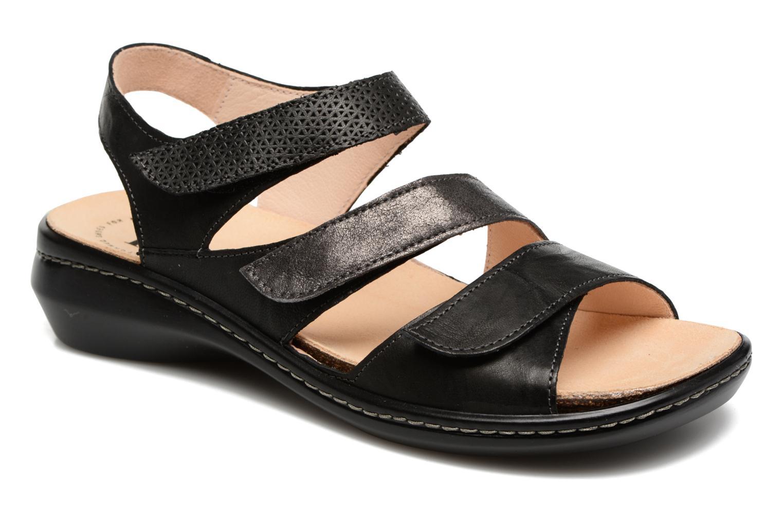 Sandales et nu-pieds Think! Camilla 80434 Noir vue détail/paire