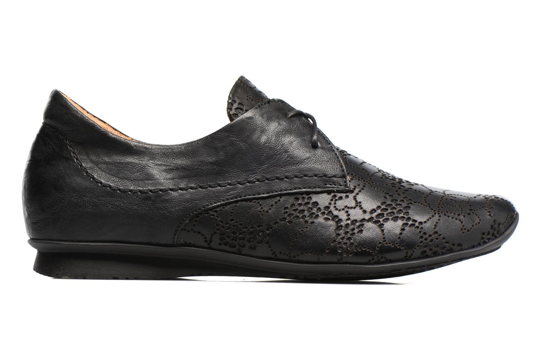 Chaussures à lacets Think! Chili 80102 Noir vue derrière
