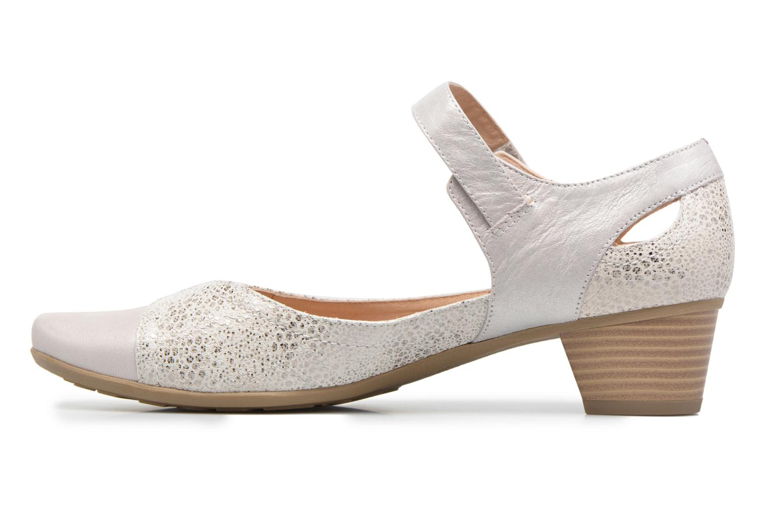 Sandals Sweet Dibou White front view
