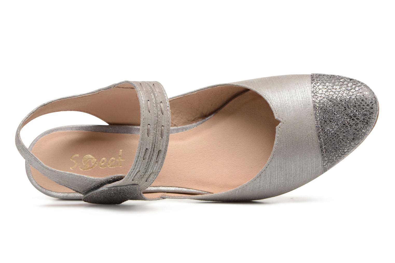 Sandales et nu-pieds Sweet Dimo Gris vue gauche