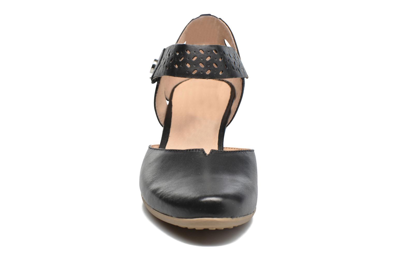 Sandales et nu-pieds Sweet Dozia Noir vue portées chaussures