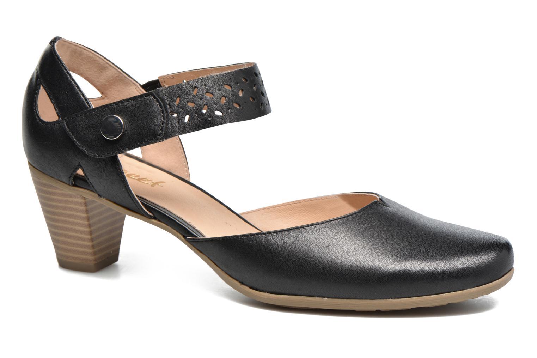 Sandales et nu-pieds Sweet Dozia Noir vue détail/paire