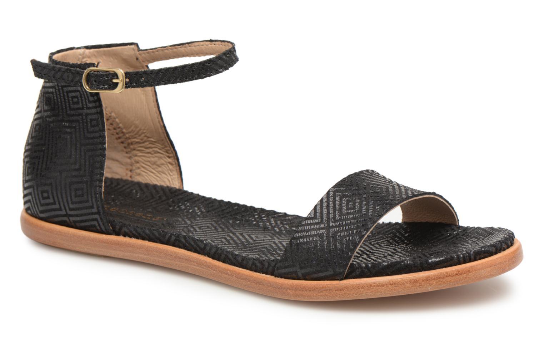Zapatos casuales salvajes Neosens Aurora S941 (Negro) - Sandalias en Más cómodo