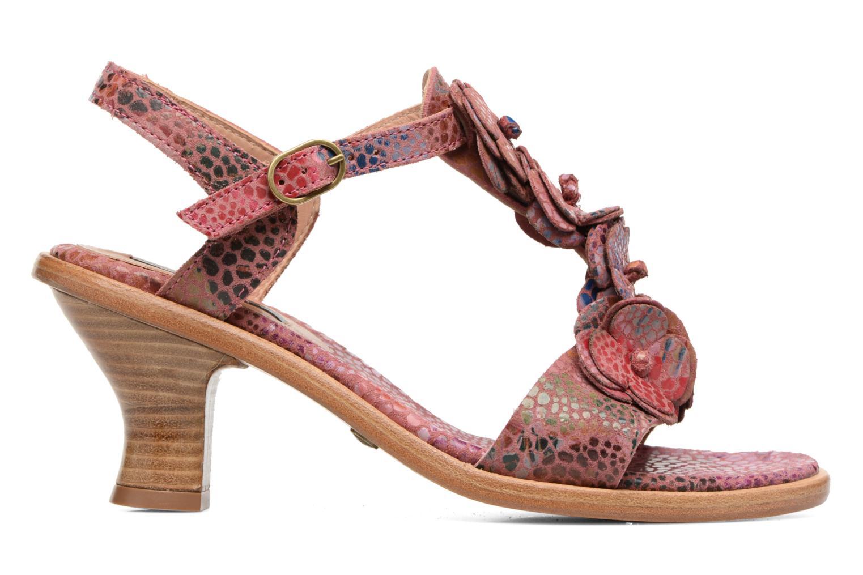 Sandales et nu-pieds Neosens Negreda S982 Rose vue derrière