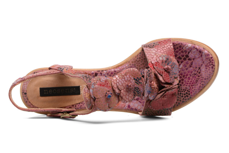 Sandales et nu-pieds Neosens Negreda S982 Rose vue gauche