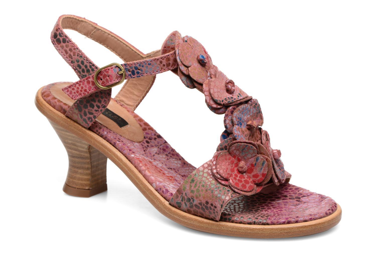 Sandales et nu-pieds Neosens Negreda S982 Rose vue détail/paire