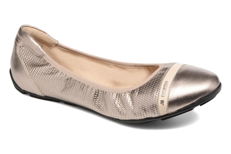 Grandes descuentos últimos zapatos JB MARTIN 3Omaley (Oro y bronce) - Bailarinas Descuento