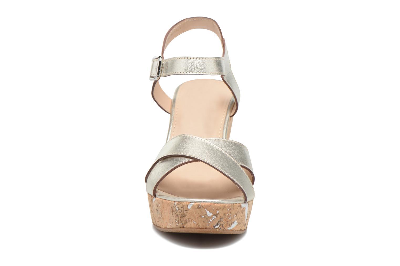 Sandales et nu-pieds JB MARTIN 2Ocelia Argent vue portées chaussures