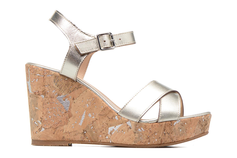 Sandales et nu-pieds JB MARTIN 2Ocelia Argent vue derrière