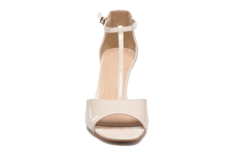 Sandales et nu-pieds JB MARTIN 1Bougie Beige vue portées chaussures