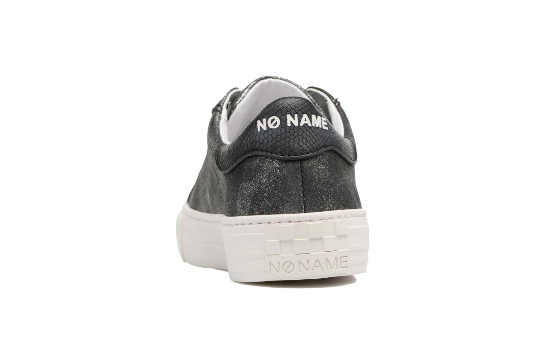 Baskets No Name Arcade Sneaker Glow Noir vue droite