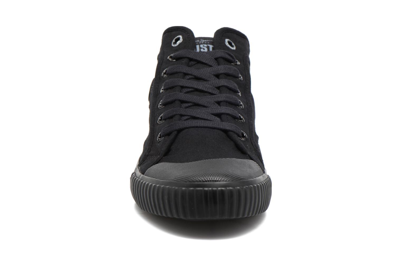 Baskets Pepe jeans Industry Routes Noir vue portées chaussures