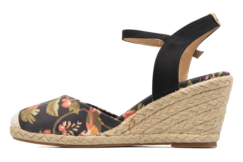 Sandales et nu-pieds Pepe jeans Kinney Parrot Noir vue face