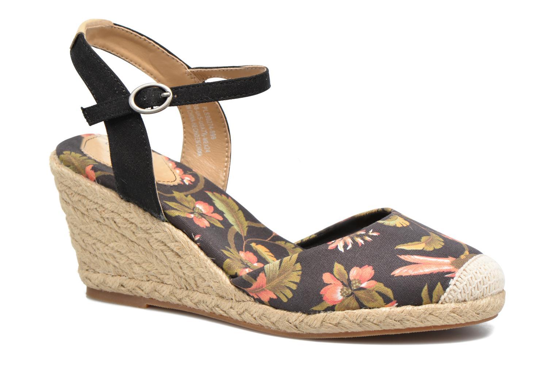 Sandales et nu-pieds Pepe jeans Kinney Parrot Noir vue détail/paire