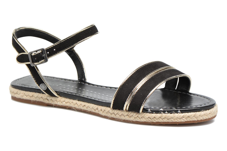Sandalias Pepe jeans Venize Negro vista de detalle / par
