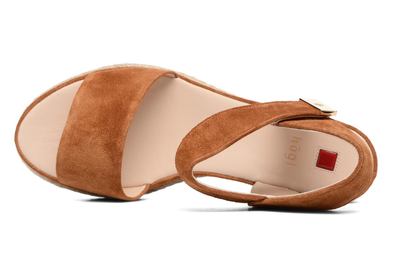 Sandali e scarpe aperte HÖGL Maja Marrone immagine sinistra