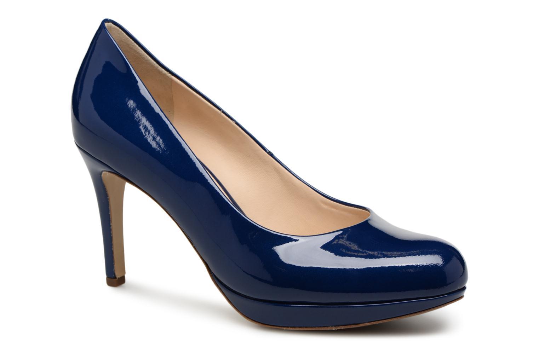 Marques Chaussure femme H?GL femme Kasia Navy