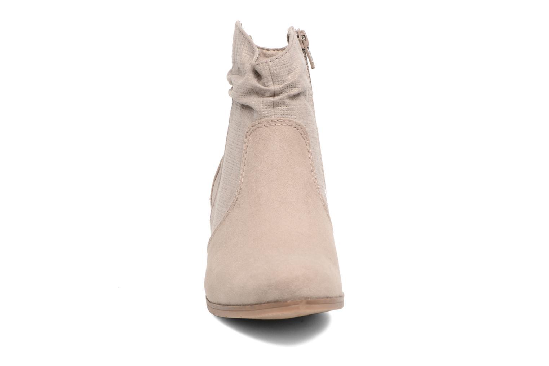 Bottines et boots Jana shoes Lorena Marron vue portées chaussures