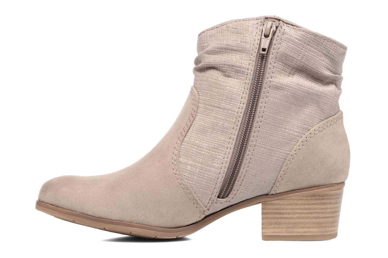 Bottines et boots Jana shoes Lorena Marron vue face