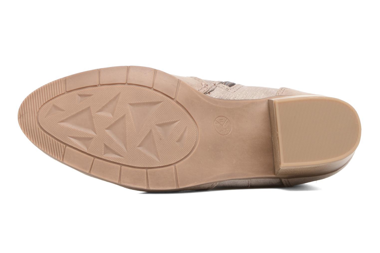 Bottines et boots Jana shoes Lorena Marron vue haut