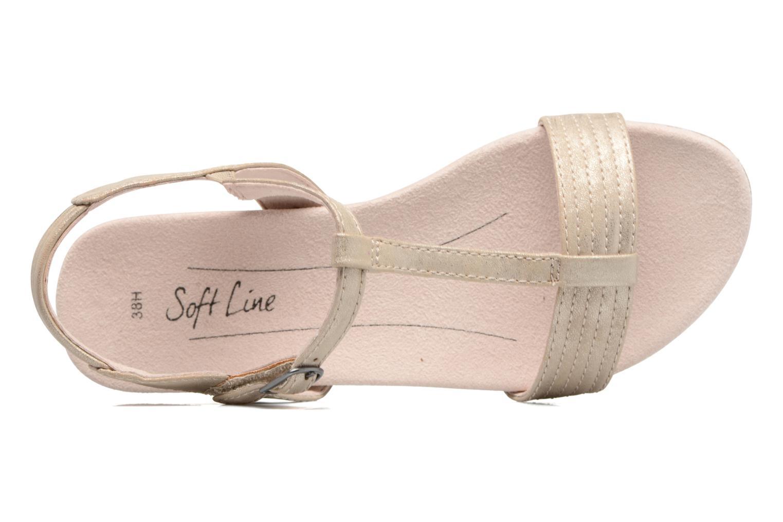 Sandalen Jana shoes Gillian Beige links