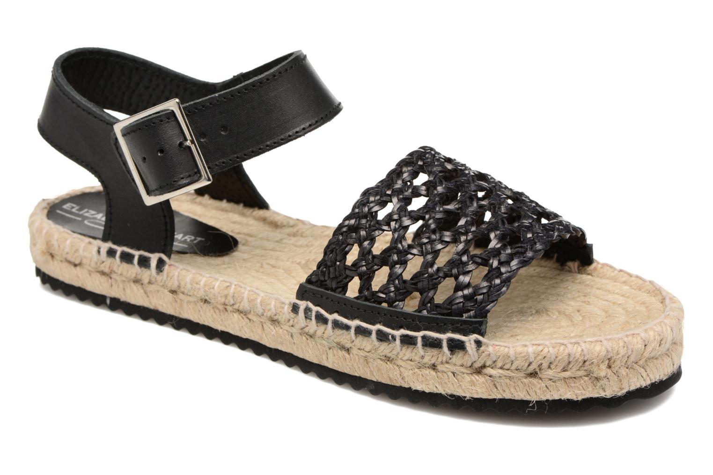 Zapatos promocionales Elizabeth Stuart Nizza 910 (Negro) - Alpargatas   Cómodo y bien parecido