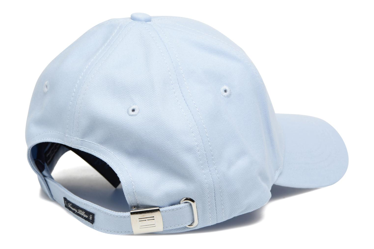 Classic Cap Chambray Blue