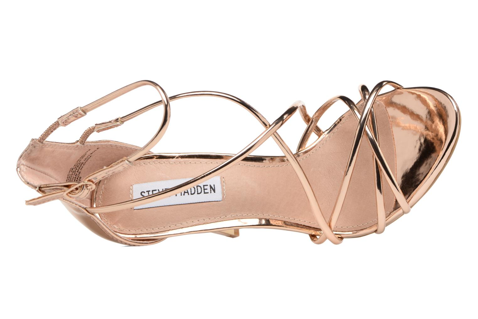 Sandalen Steve Madden Satire Sandal Roze links