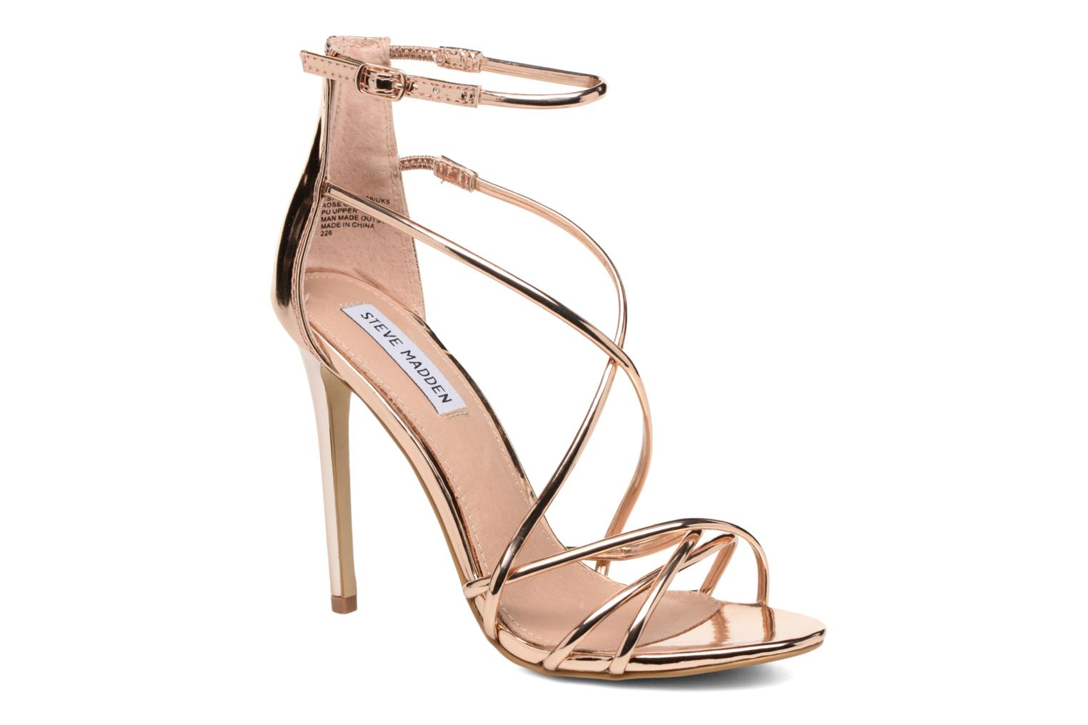 Satire Sandal 15002 Rose Gold PU