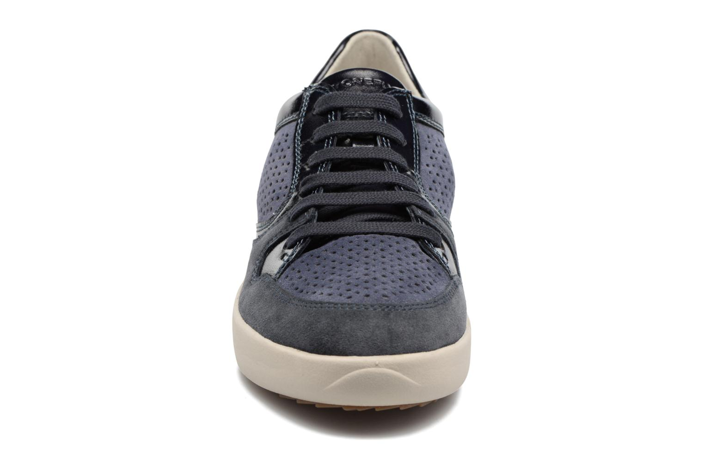 Baskets Stonefly Romy 13 Bleu vue portées chaussures