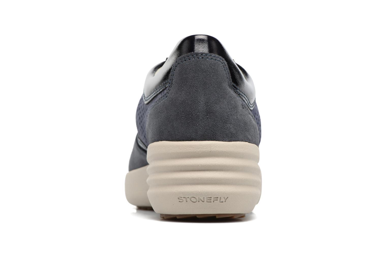 Baskets Stonefly Romy 13 Bleu vue droite